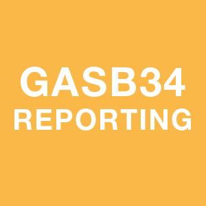 GASB34-REPORTING