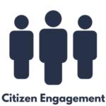 Citizen Engagement Icon