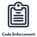 code enforcement software icon