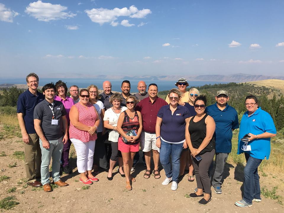 iworq user conference visiting bear lakee