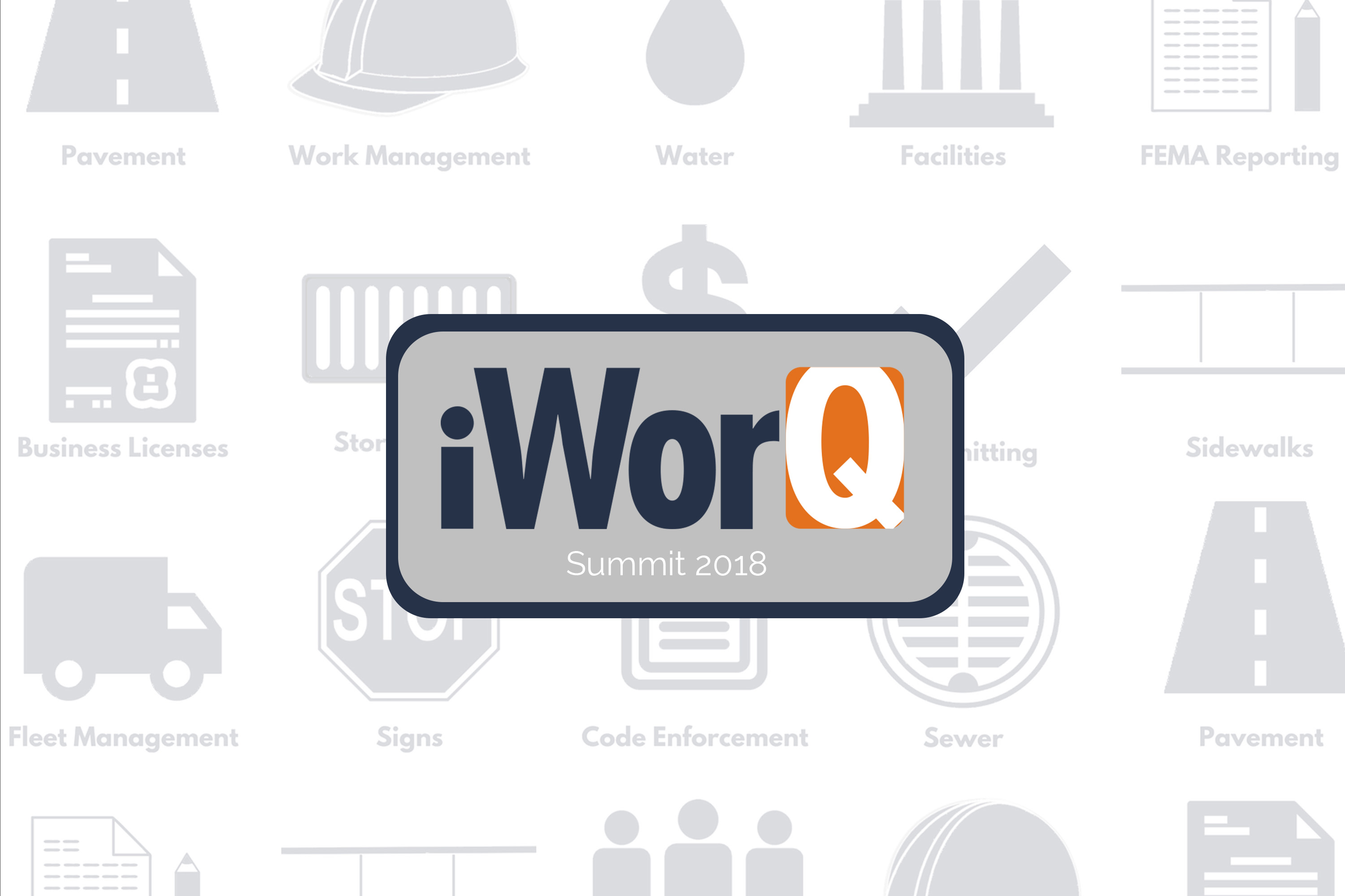 iWorQ logo for Summit 2018